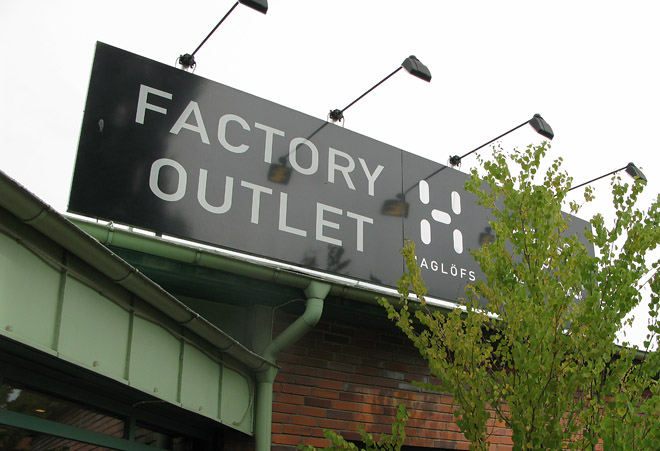 Haglfs Outlet