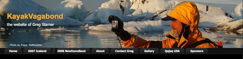 Greg Stamer web
