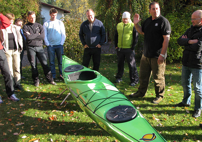 Info om Venture Kayaks